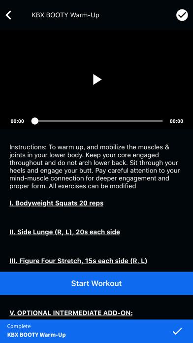 KBX Fit screenshot 3