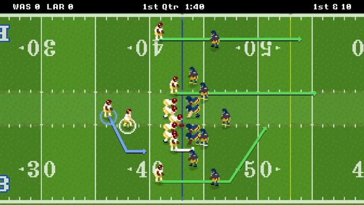 Retro Bowl screenshot-6