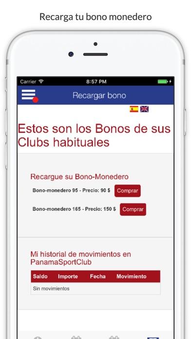 Panama Sport Club - PSC screenshot 4