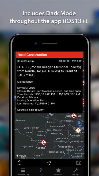 Illinois State Roads screenshot-4