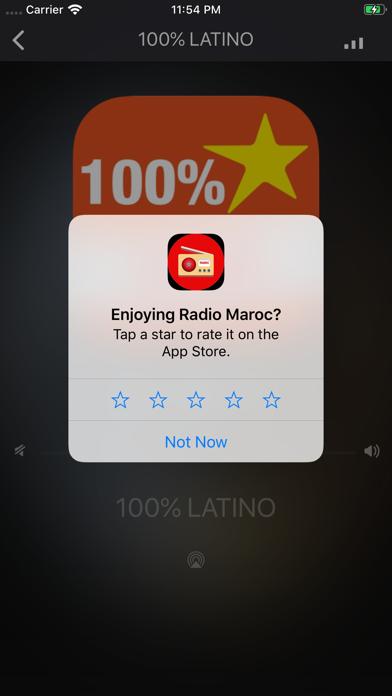 Radios Maroc - راديو المغربلقطة شاشة4