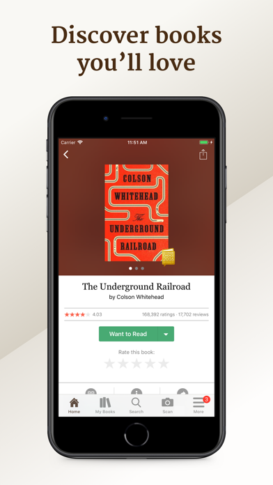 Goodreads: Book Reviewsのおすすめ画像1