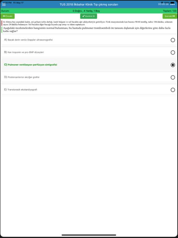 Tus Çıkmış Soruları screenshot #3