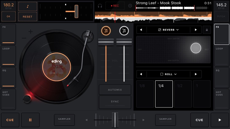 edjing Mix - dj app screenshot-3