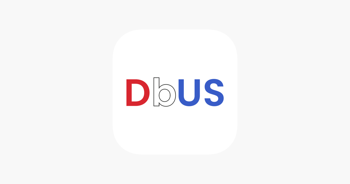 DbUS on the App Store