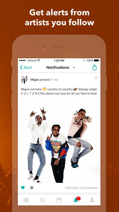 download Bandsintown Concerts apps 1
