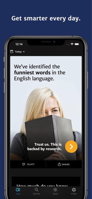 Curiosity - Get Smarter Daily on the App Store