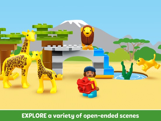 LEGO® DUPLO® WORLD screenshot 8