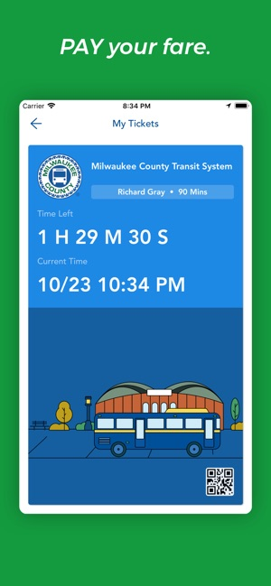 Ride MCTS on the App Store