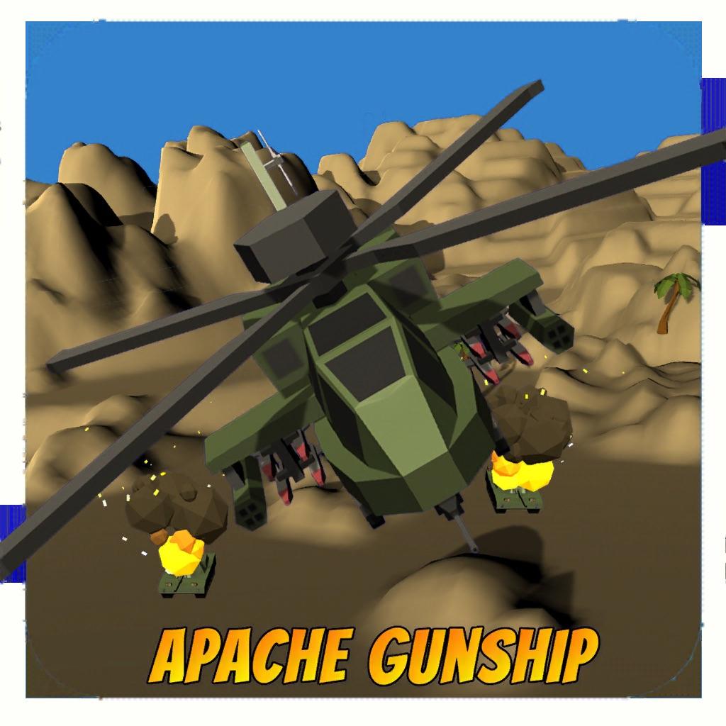 Apache Gunship 1988 hack