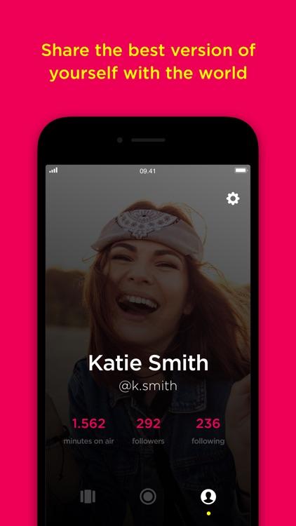 Popout-live social audio app screenshot-8