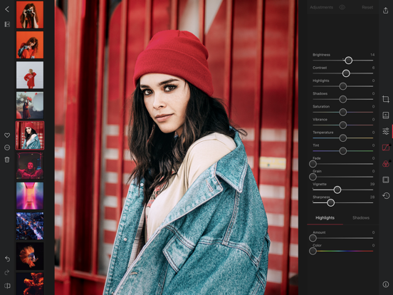 Darkroom – Photo Editor screenshot 11