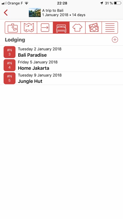 My Travels Planner screenshot-4