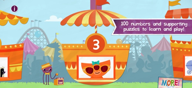 ‎Endless Numbers Screenshot