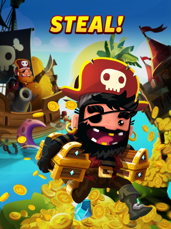 Pirate Kings™ - Revenue & Download estimates - Apple App Store - US