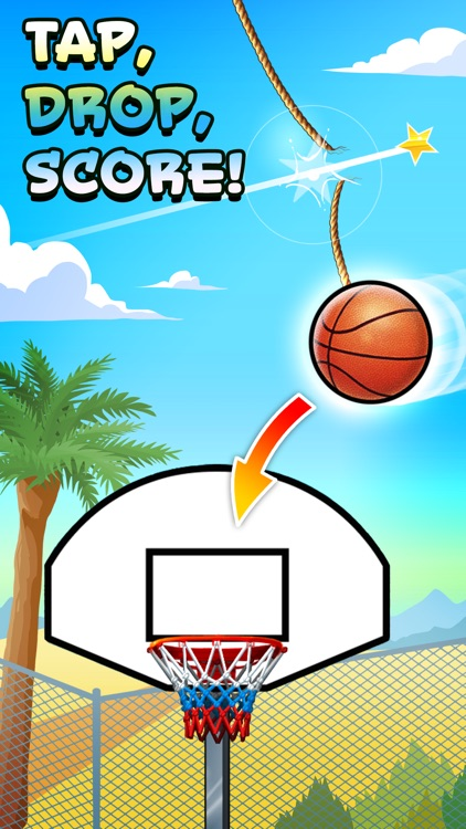 Basket Fall screenshot-1