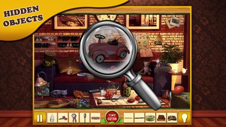 The Main Clue Hidden Objects
