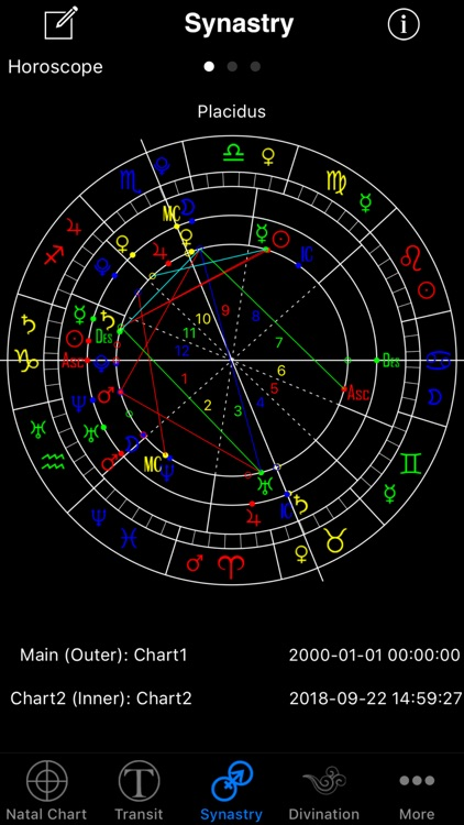 Easy Astro Astrology Charts screenshot-3