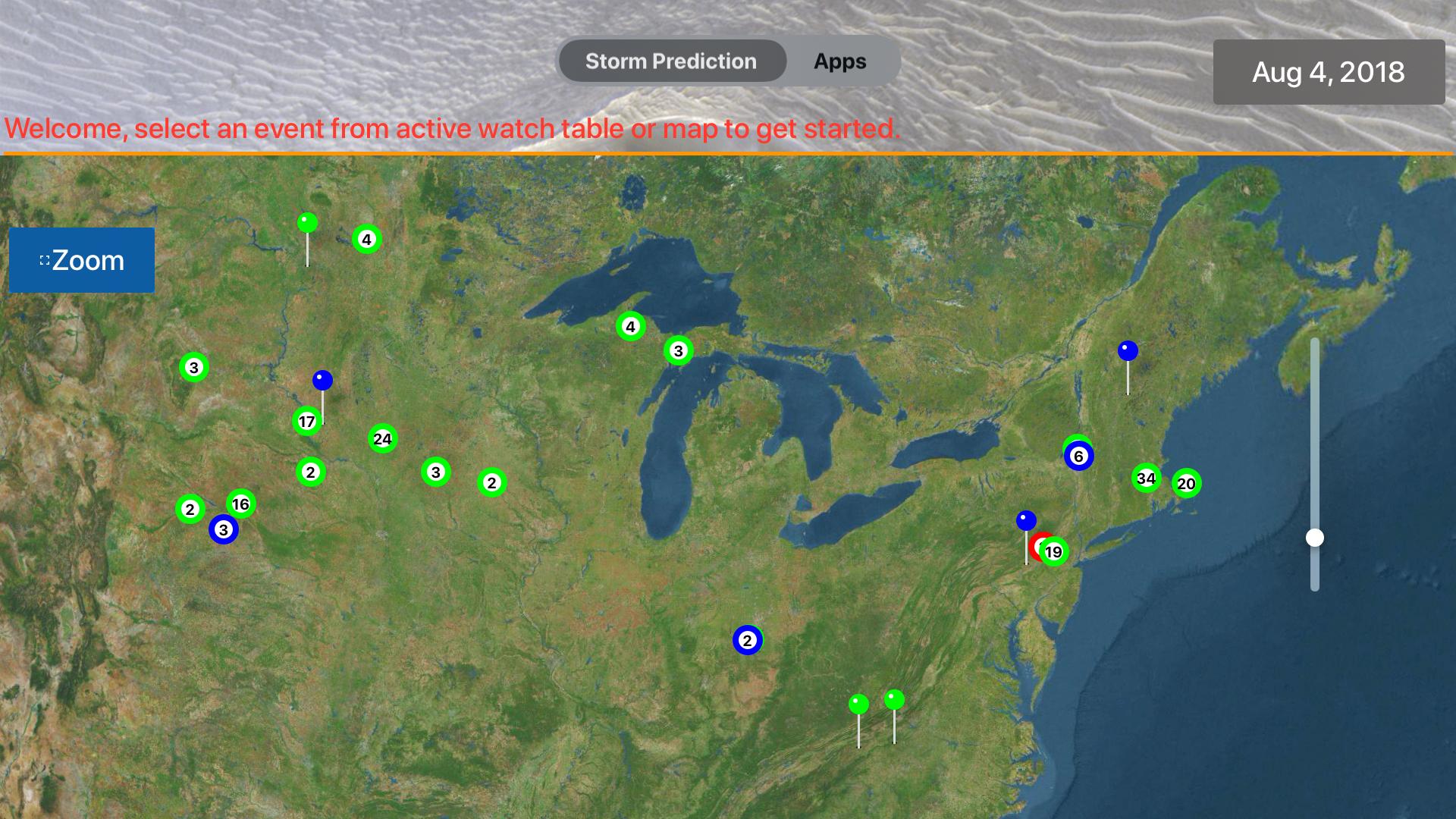 Instant NOAA Storm Lite screenshot 17
