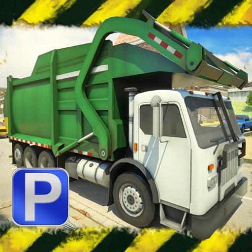 Baixar Garbage Truck Parking SIM para iOS
