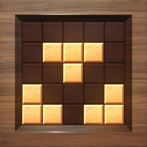Wood Puzzle Block