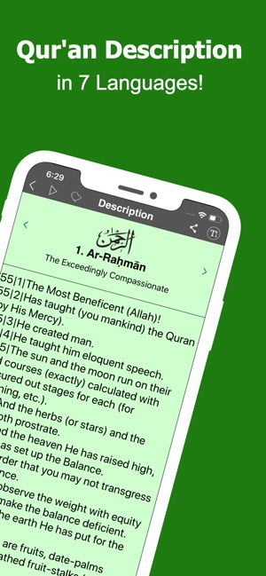 99 Names of Allah and Audio on the App Store