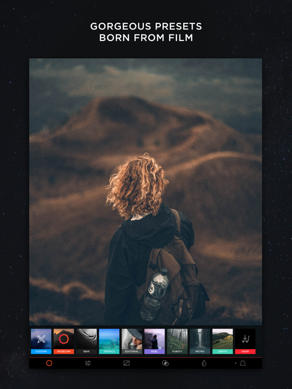 MuseCam - Photo Editorのおすすめ画像1