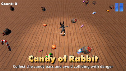 Candy Of Rabbit screenshot 1
