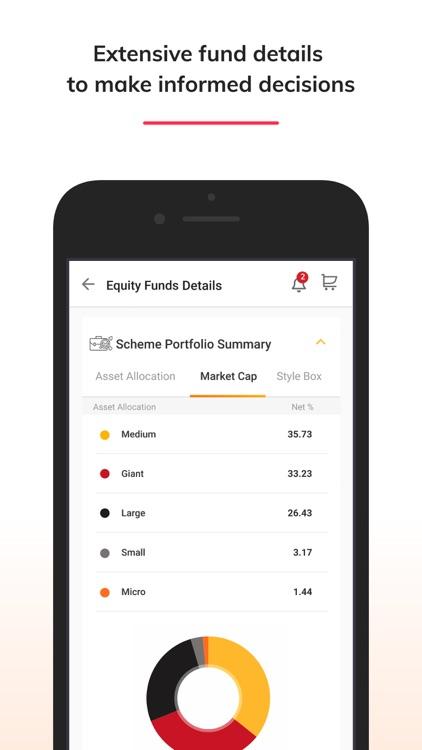 moneyguru: Mutual Fund App screenshot-6