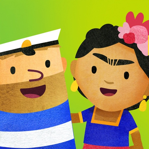 Fiete World - game for kids 4+