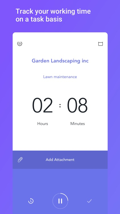 Time Tracker with Alto