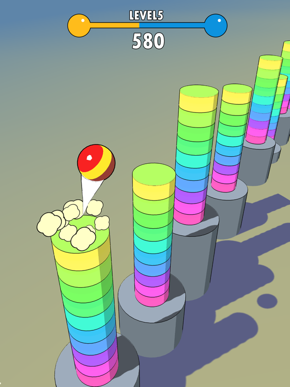 Ball Fly 3D screenshot 6