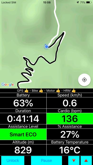 Screenshot #2 pour BLEvo - For Smart Turbo Levo