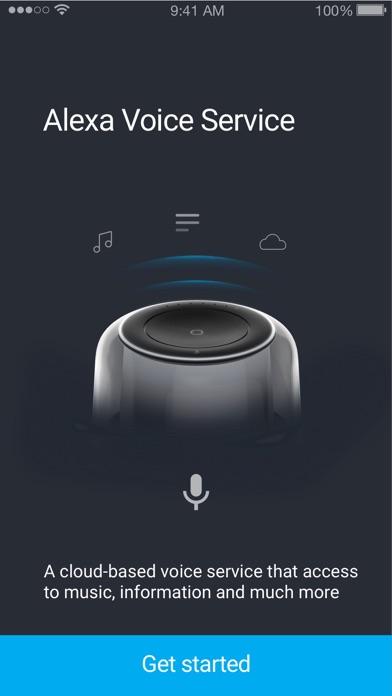 HK Alexa Setup screenshot three