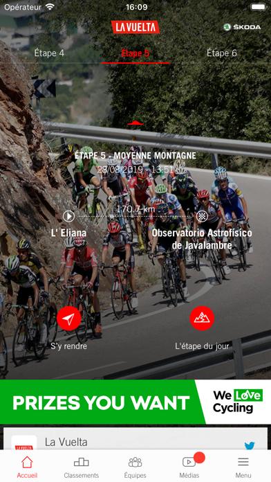 Screenshot #2 pour La Vuelta19 presented by ŠKODA