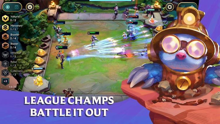 TFT: Teamfight Tactics screenshot-0