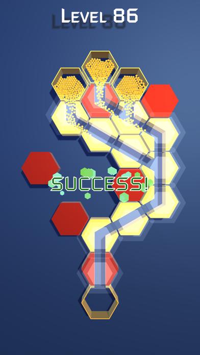 Hexa Drops screenshot 1
