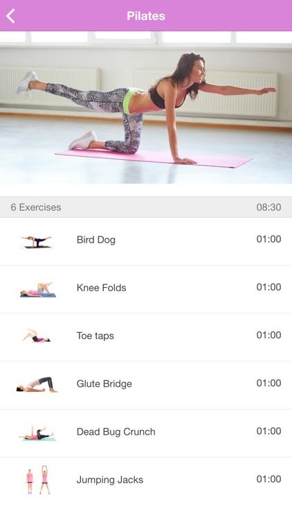Pelvic Floor Exercises screenshot-4