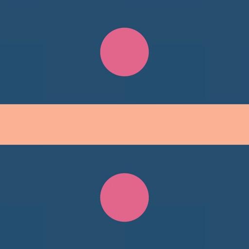 Vertical Divide: Number Puzzle