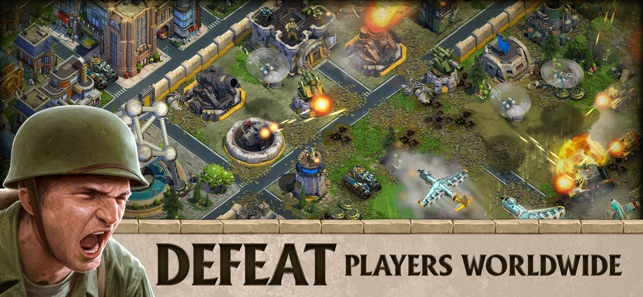 Hack Game DomiNations ipa free