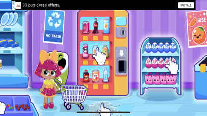 LOL Cute Doll in Supermarket screenshot 4