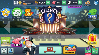 MONOPOLY Bingo! screenshot one