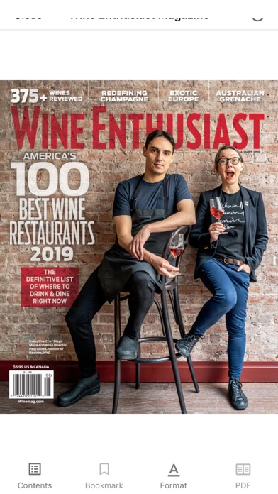 messages.download Wine Enthusiast software