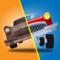 App Icon for Car Restoration 3D App in Azerbaijan IOS App Store