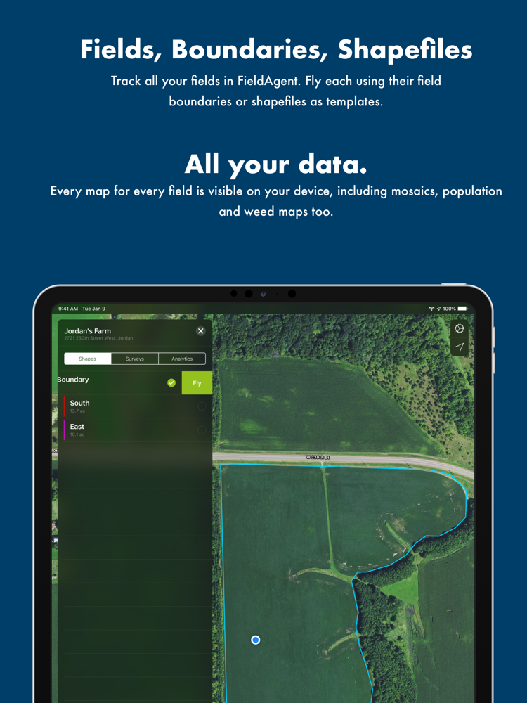 FieldAgent • App for iPhone - Free Download FieldAgent • for