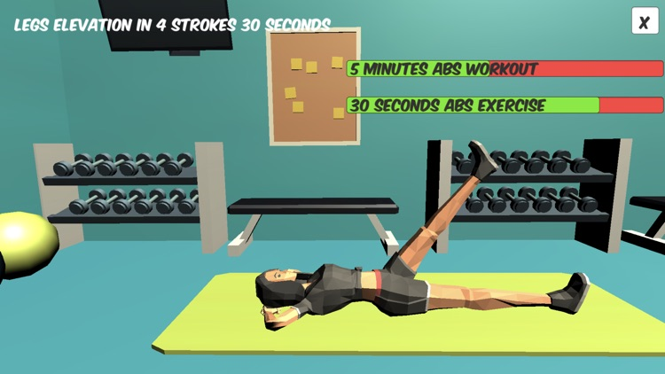 ABS - 5 min Six Pack Workout
