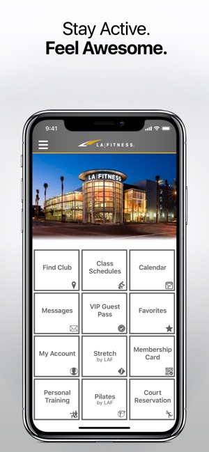 LA Fitness Mobile on the App Store