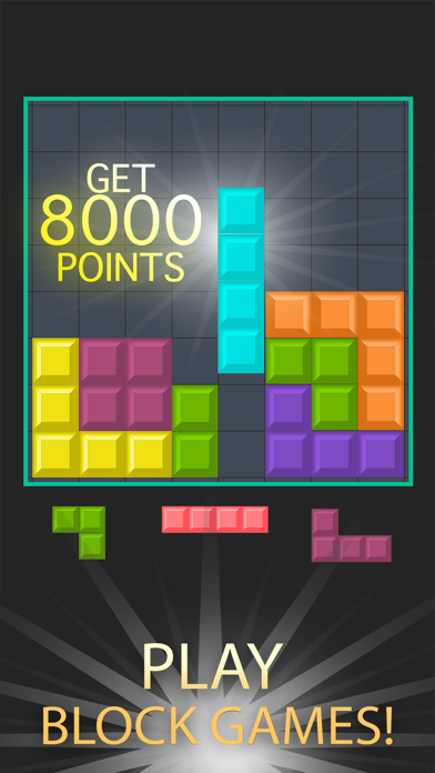 点击获取Block Puzzle ·