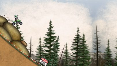 Stickman Downhill - Motocrossのおすすめ画像4