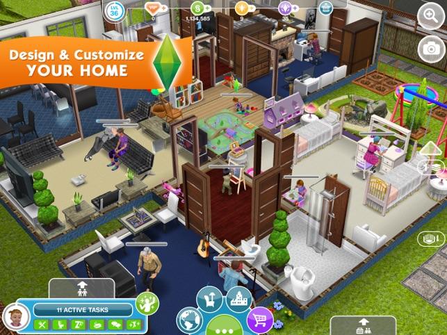 Dating Sims mobila spel